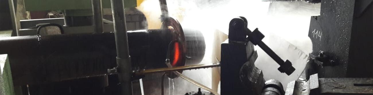 Процесс гибки труб Пермь
